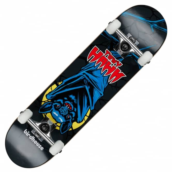 Birdhouse Tony Hawk Bat Mini Stage 1 Complete Skateboard 7.375