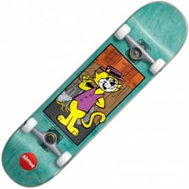 Top Cat Complete Skateboard 8.0