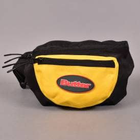Trail Hip Bag - Black Yellow Sale. Butter Goods ... a689a0fbf70a
