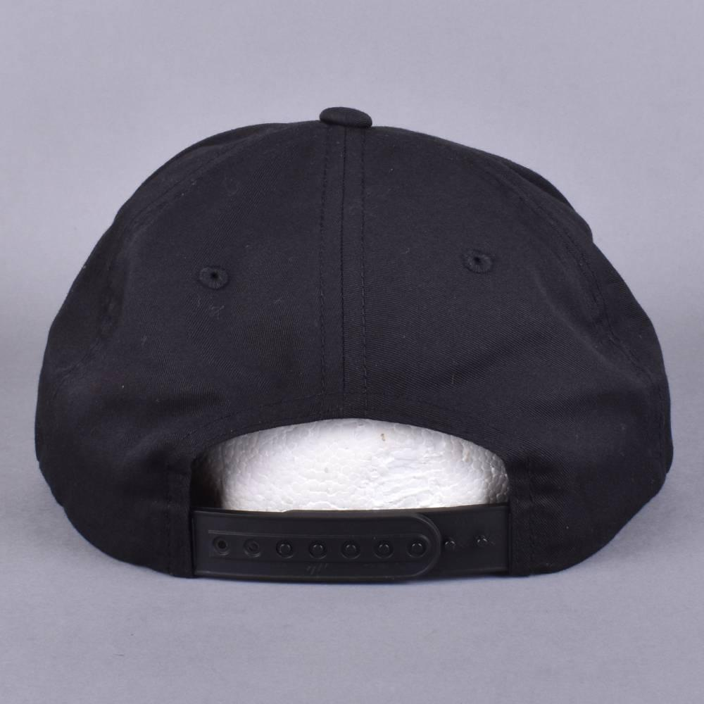 ef12da0b14a Transworld Sight Unseen Snapback Cap - Black - SKATE CLOTHING from ...