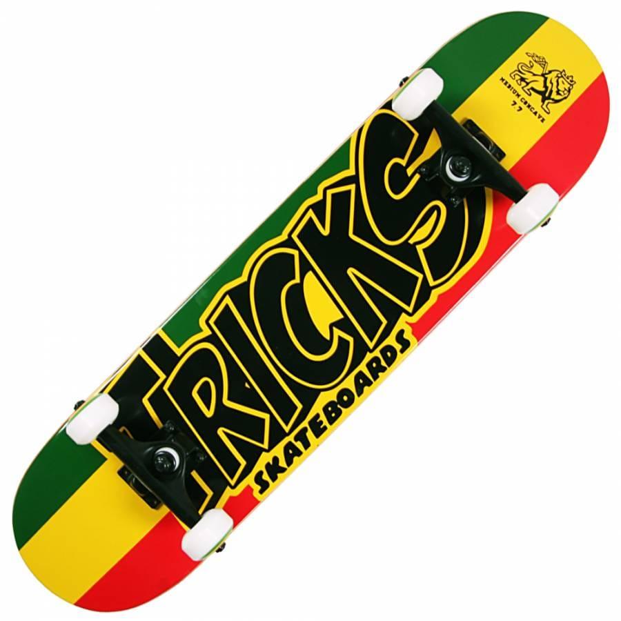 Tricks Skateboards Babylon Complete Skateboard 7.75 ...