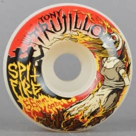 Trujillo Witch Burner 99D Skateboard Wheels 56mm