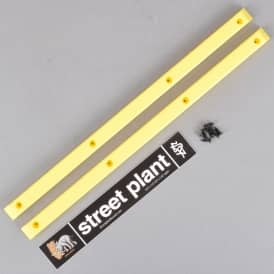 Tusks Skateboard Rails - Yellow