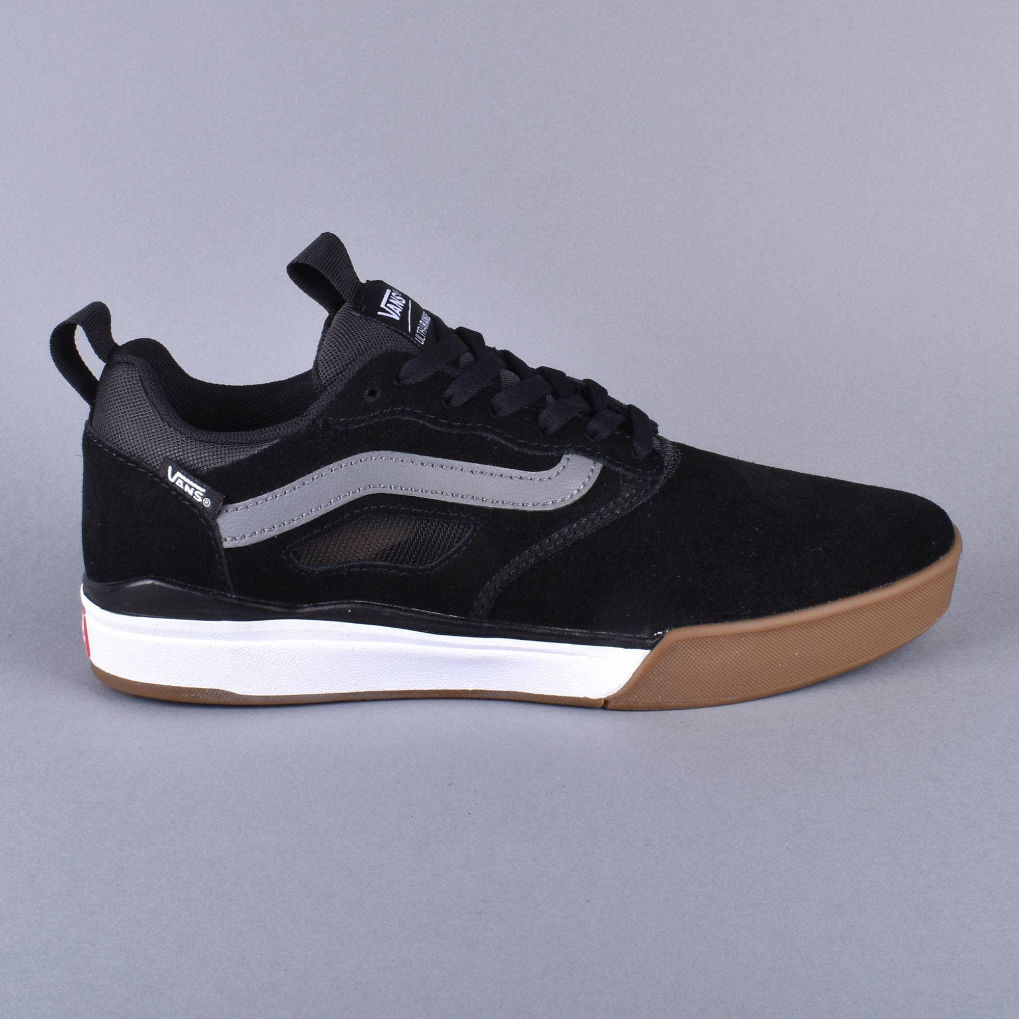 Vans Ultrarange Pro Skate Shoes - Black