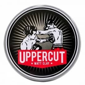 Uppercut Deluxe Matt Clay Hair Wax