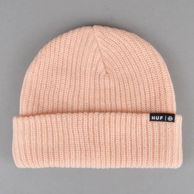 HUF Usual Beanie - Pink