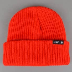 HUF Usual Beanie - Red