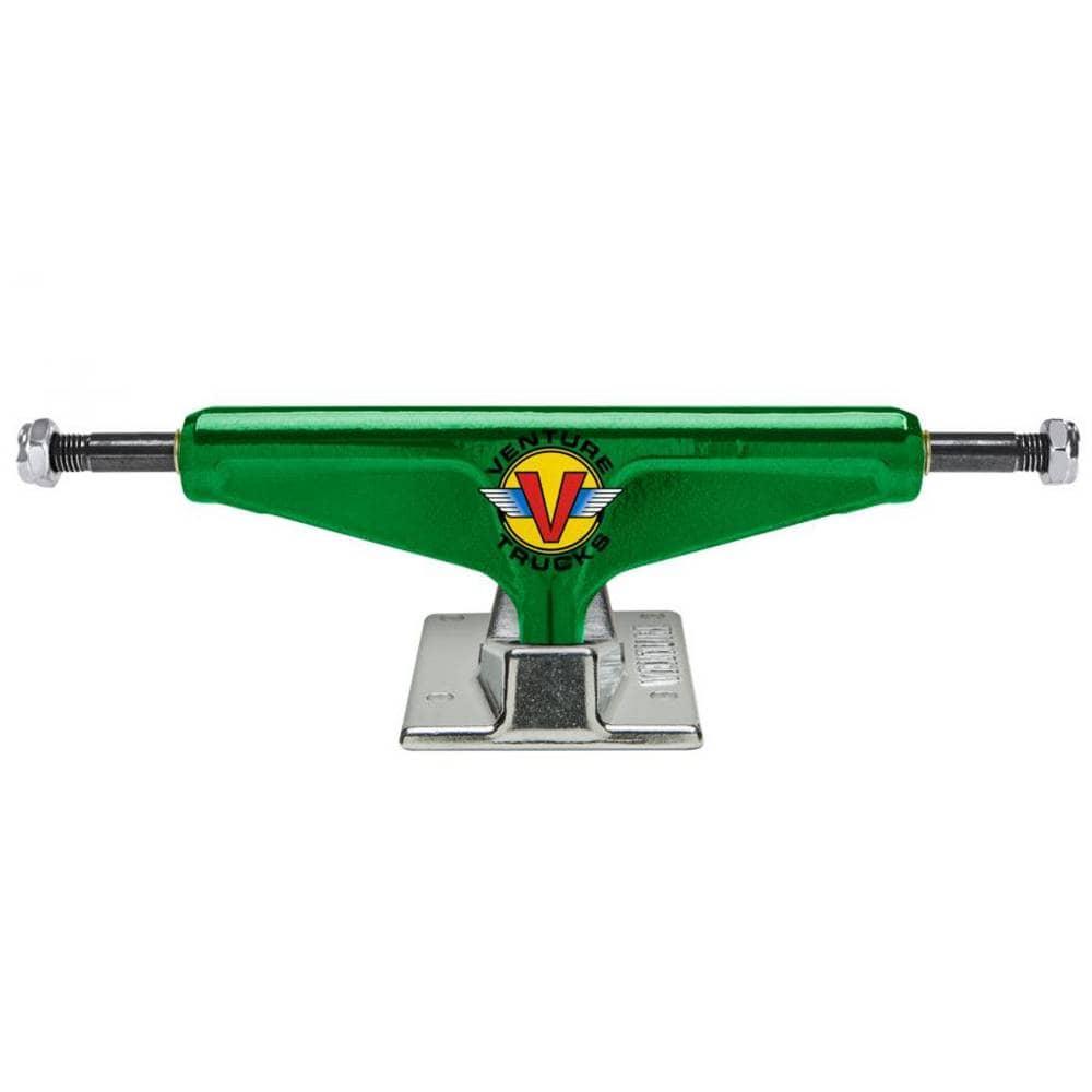 Venture Trucks V Light Wings Anodized Green High ...
