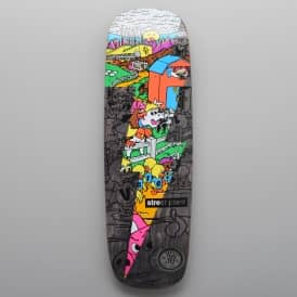 Vallely Barnyard Lightning Series Skateboard Deck 9.5''