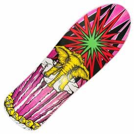 Vallely Elephant On The Edge (Pink Stain) Reissue Skateboard Deck 9.75