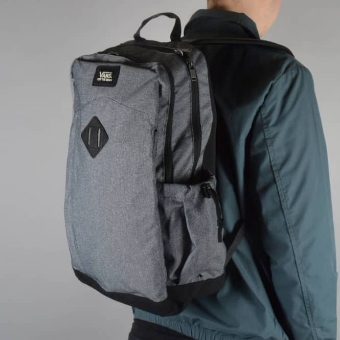 8b492d55070 Vans Authentic 2 Skate Backpack - New Suiting - ACCESSORIES from ...