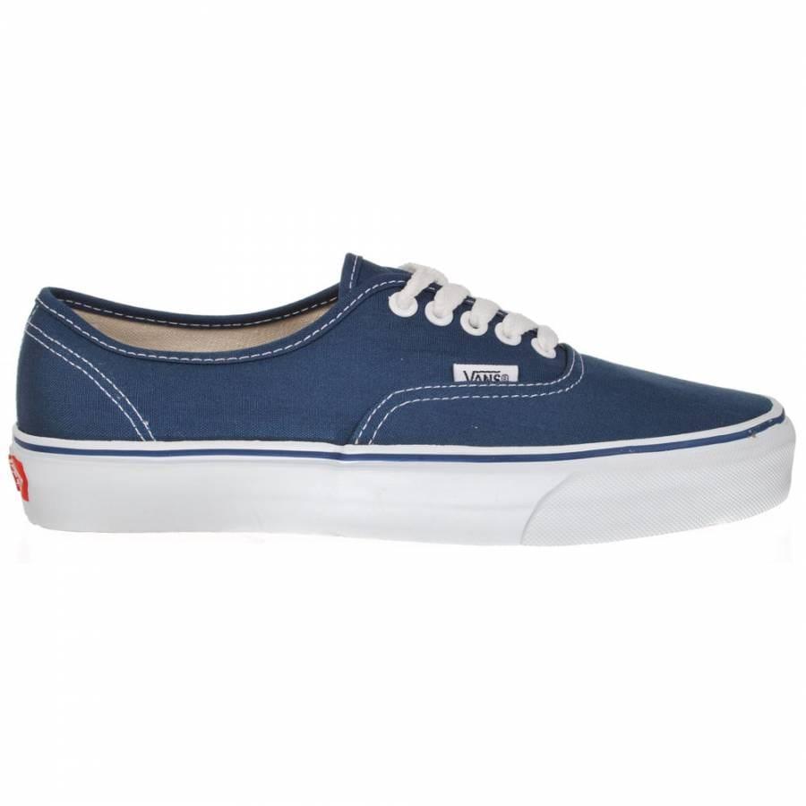 Vans Vans Authentic Navy Skate Shoes - Vans from Native ...