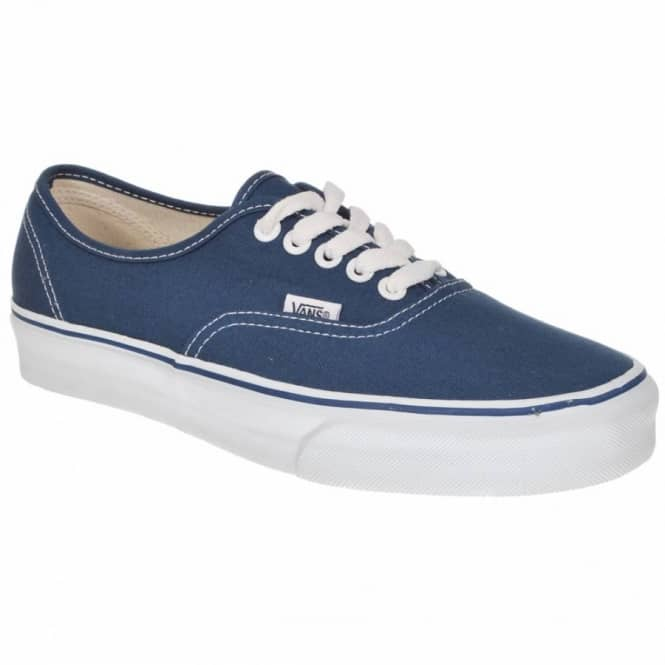 vans authentic navy