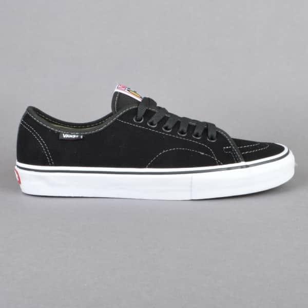AV Classic Skate Shoes - Black/Olivine