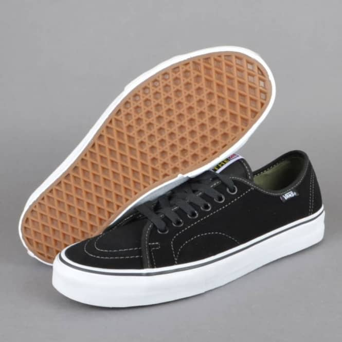 021438b7fcc5 Vans AV Classic Skate Shoes - Black Olivine - SKATE SHOES from ...