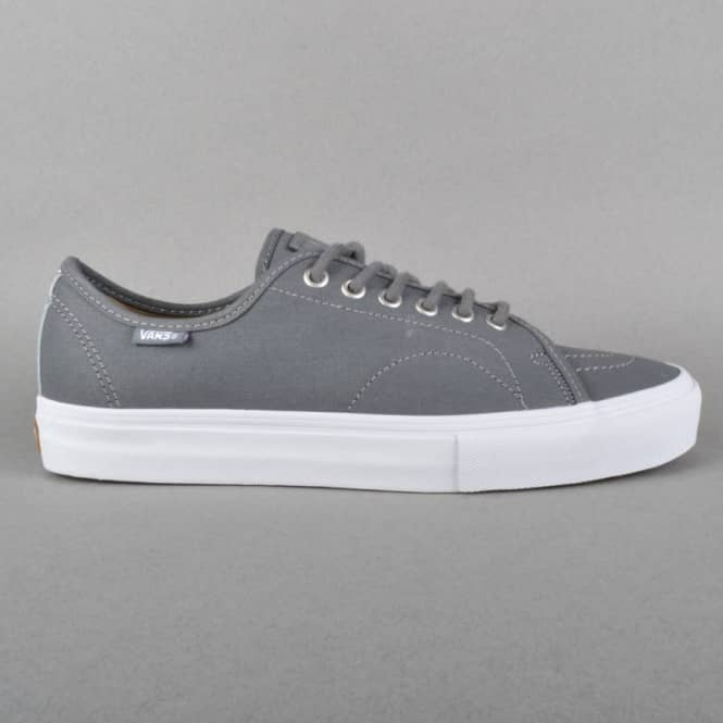 Vans AV Classic Skate Shoes - (Waxed Twill) Grey