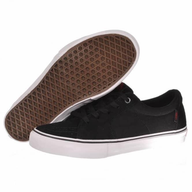 Vans AV Sk8-Low Black Skate Shoes - Mens Skate Shoes from Native ... bb3289e1d6