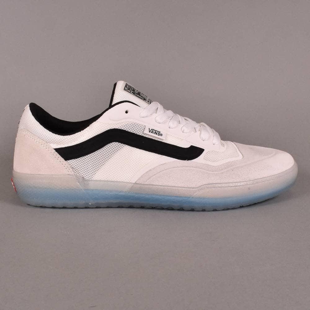Vans AVE Pro Skate Shoes Blanc De BlancBlack