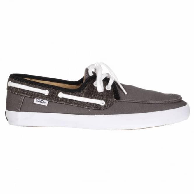 e7c79eafde Vans Chauffeur Skate Shoes - Survival Pewter Black - Mens Skate ...
