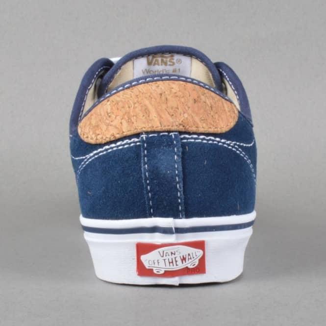 161b448c9b720b Vans Chima Ferguson Pro Skate Shoes - (Cork) Navy Khaki - SKATE ...