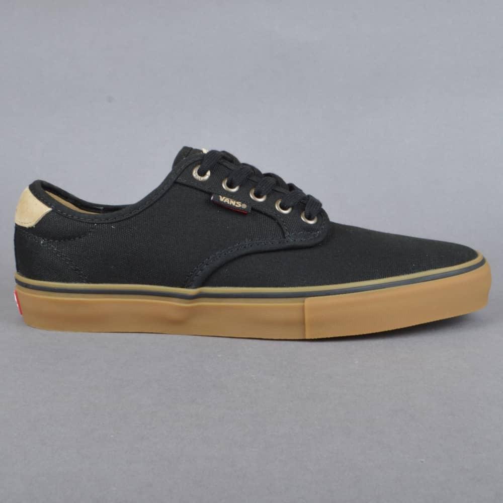 b7127a4688 Vans Chima Ferguson Pro Skate Shoes - Native Black Gum - SKATE SHOES ...