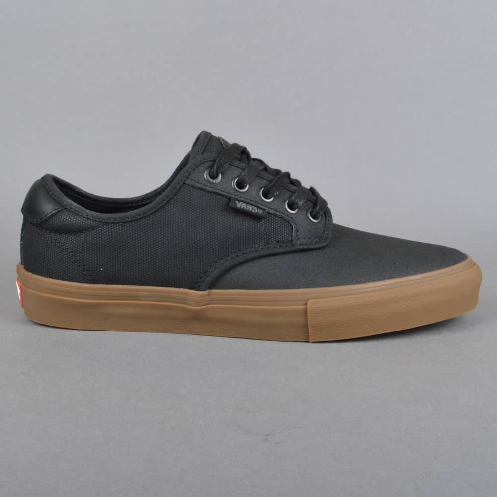 0f5489d2 Chima Ferguson Pro (X-Tuff) Skate Shoes - Black/Gum