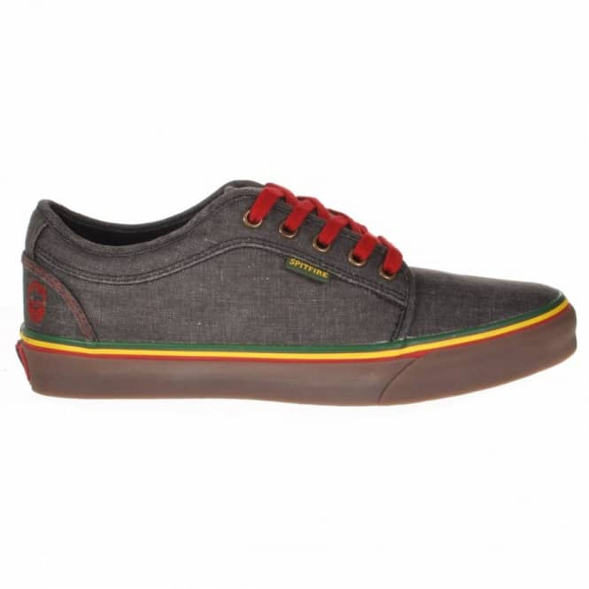 3c4fcc9f4d Vans Chukka Low Spitfire Cardiel Hemp Skate Shoes - Mens Skate Shoes ...