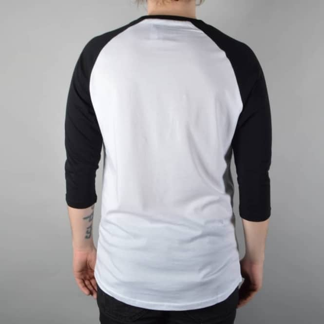 vans classic raglan t shirt