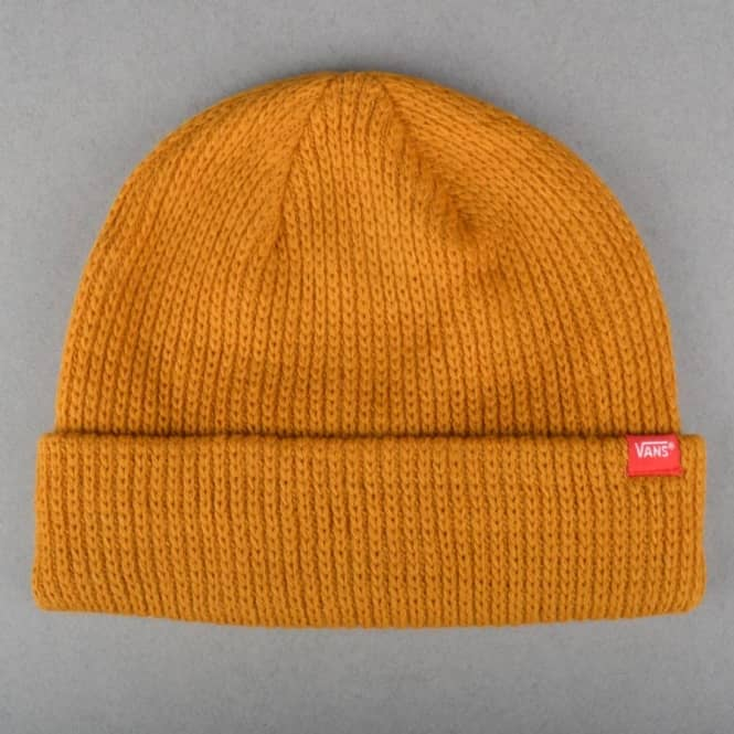 Vans Core Basics Beanie - Buck Brown - Beanies from Native Skate ... 6bf154e43a4