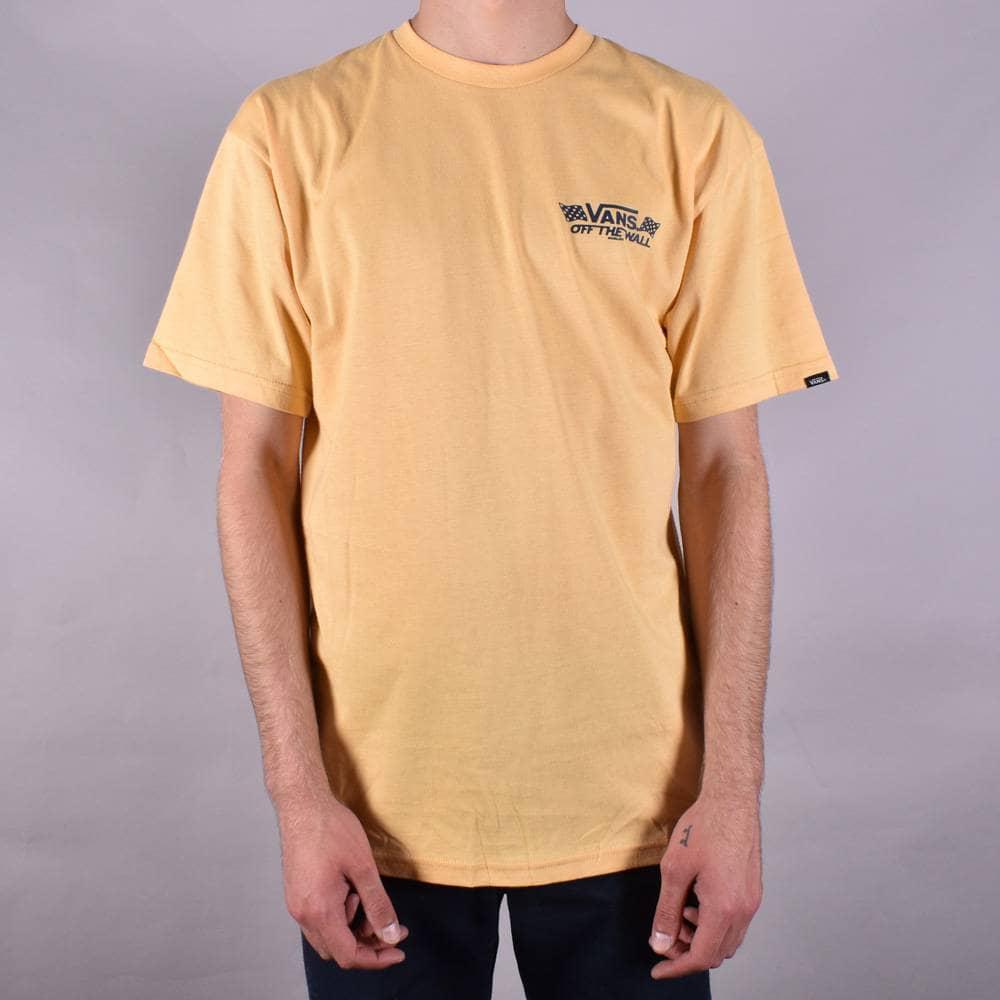 8e1e8b4f5be8 Vans Crossed Sticks Skate T-Shirt - New Wheat - SKATE CLOTHING from ...