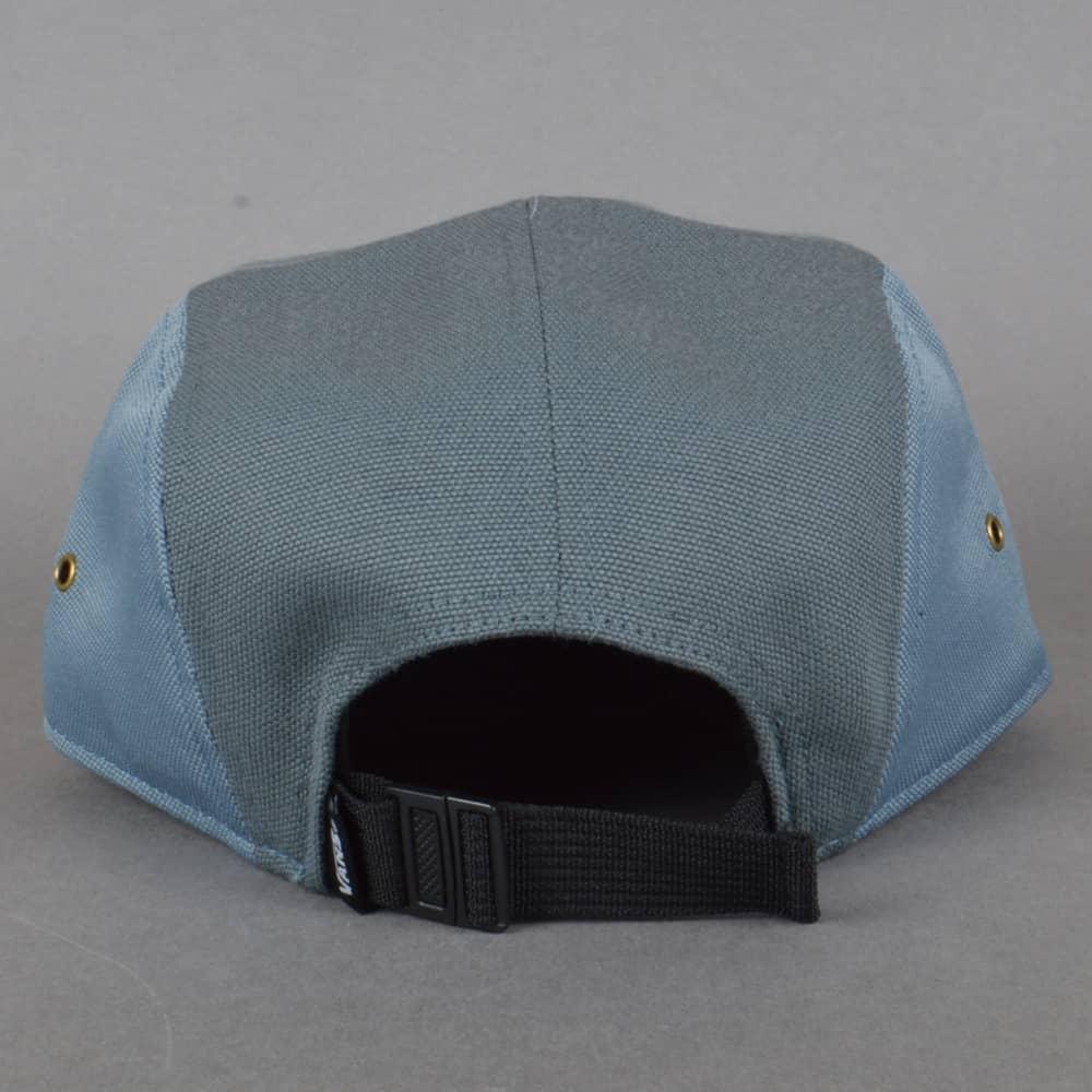 9ecc3142927 Vans Davis 5 Panel Camper Hat - Dark Slate - SKATE CLOTHING from ...