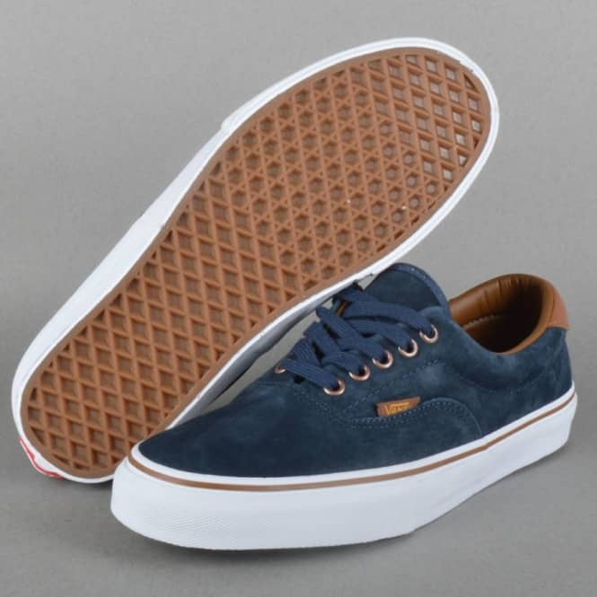 eedea49c3ce715 Vans Era 46 Pro Anti Hero Skate Shoes - Navy Pfanner - SKATE SHOES ...
