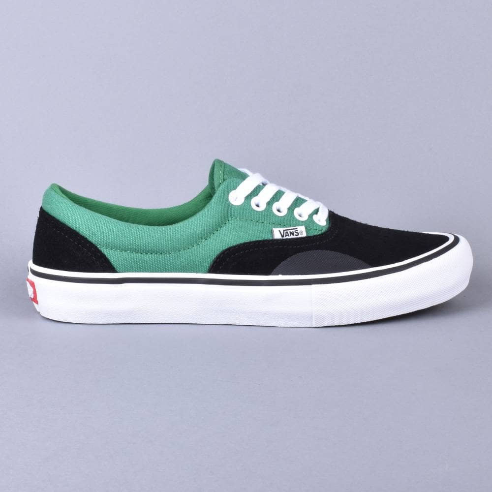 b7c1ff868d Vans Era Pro Skate Shoes - Black Amazon - SKATE SHOES from Native ...