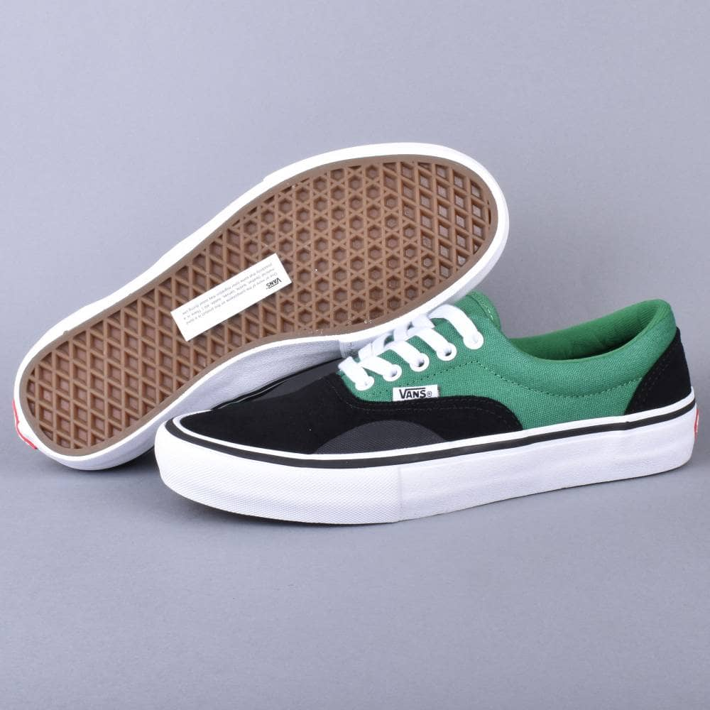 ae6fdccef4a Vans Era Pro Skate Shoes - Black Amazon - SKATE SHOES from Native ...