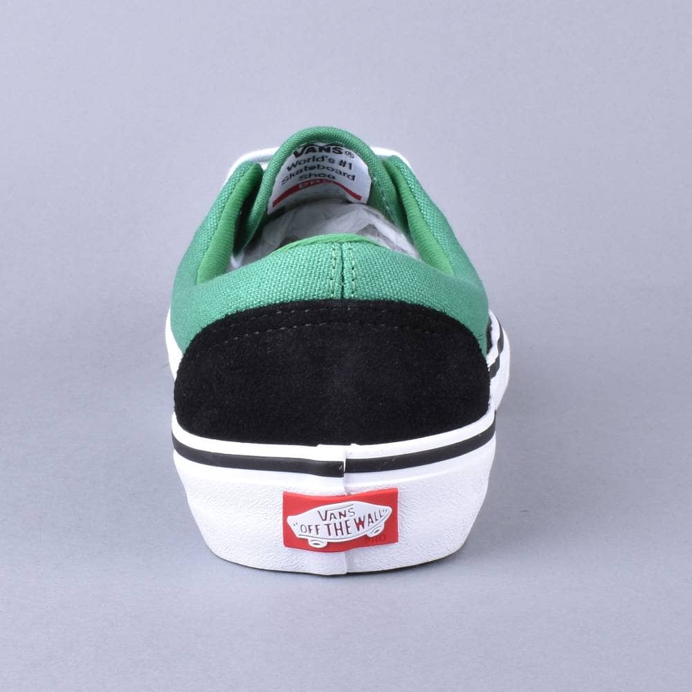 1b2a020d6e38a Vans Era Pro Skate Shoes - Black/Amazon