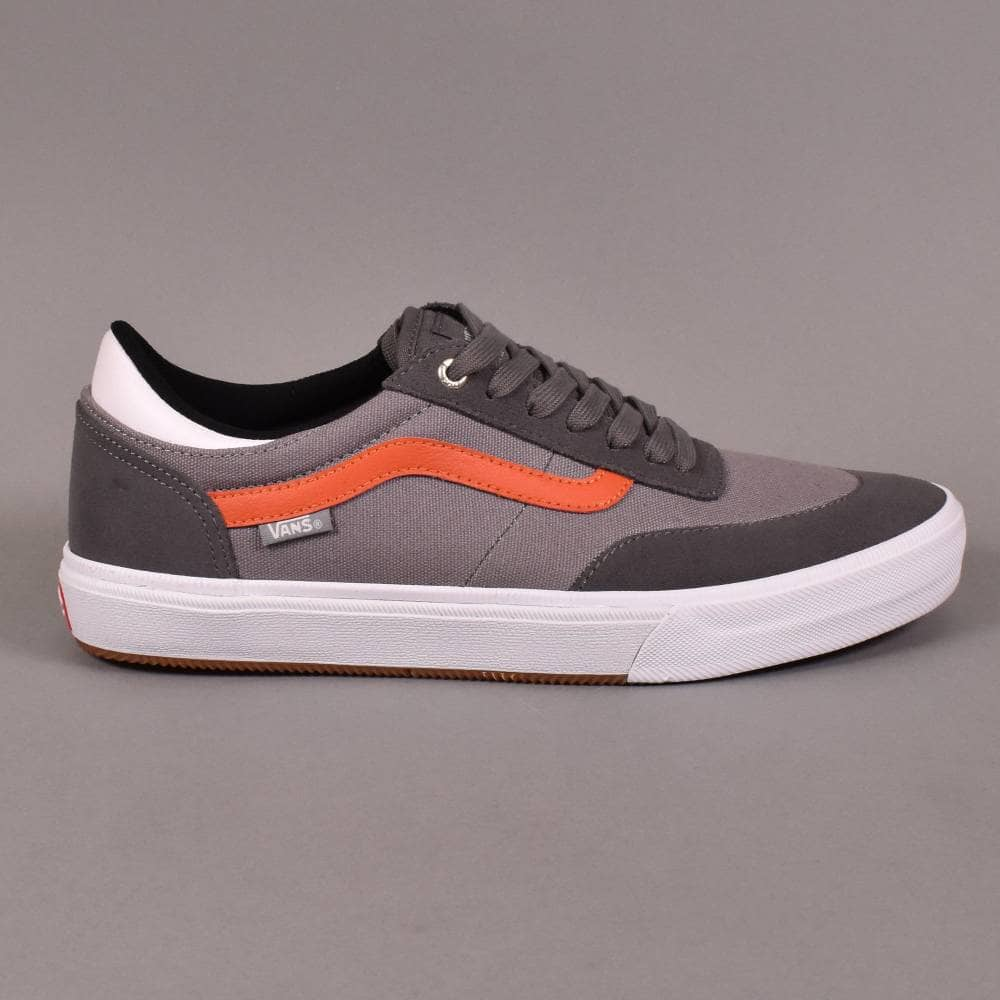 ef99afbd60 Vans Gilbert Crockett 2 Pro Skate Shoes - Pewter Frost Gray - SKATE ...