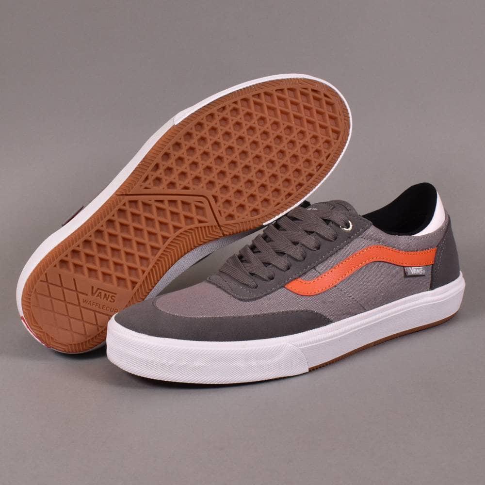 92744a8aa2df8 Skate Gilbert Pro 2 PewterFrost Gray Crockett sko wBtzqBr ...