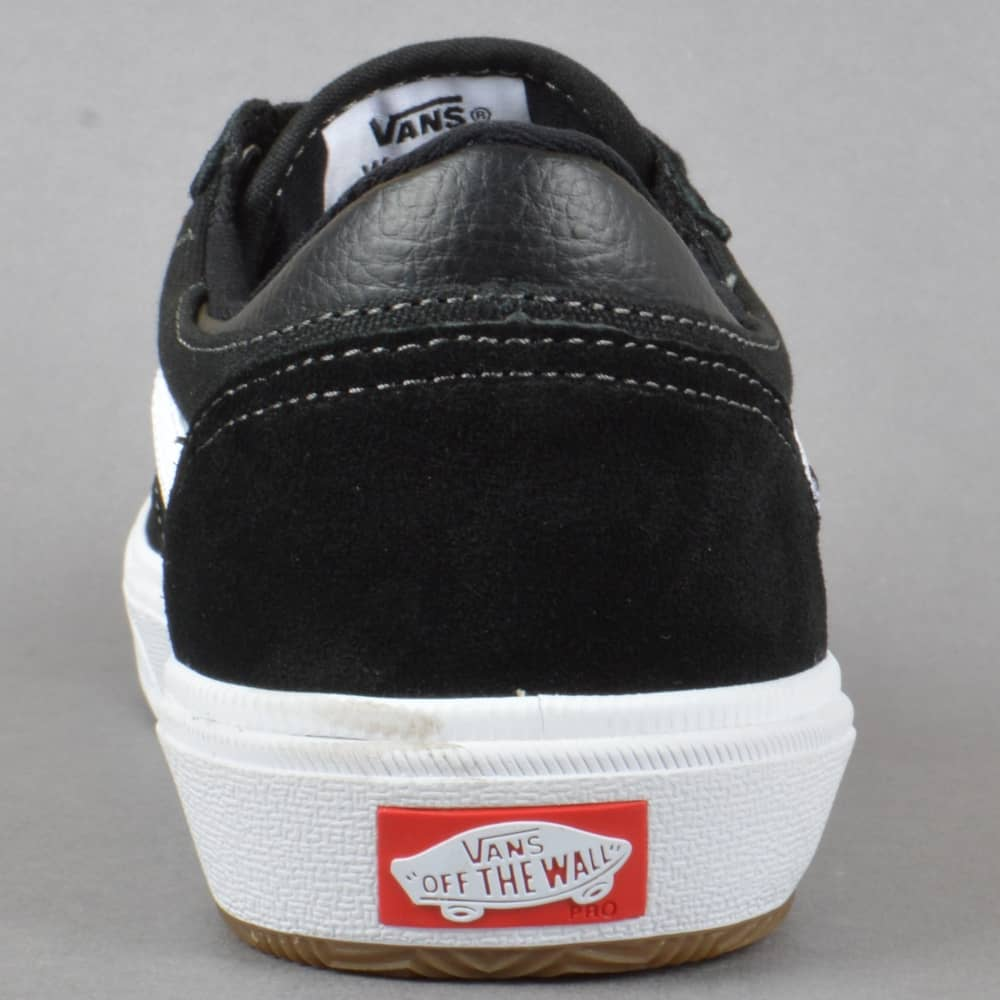 73a6d4ead95 Vans Gilbert Crockett Pro 2 Skate Shoes - Black White - SKATE SHOES ...