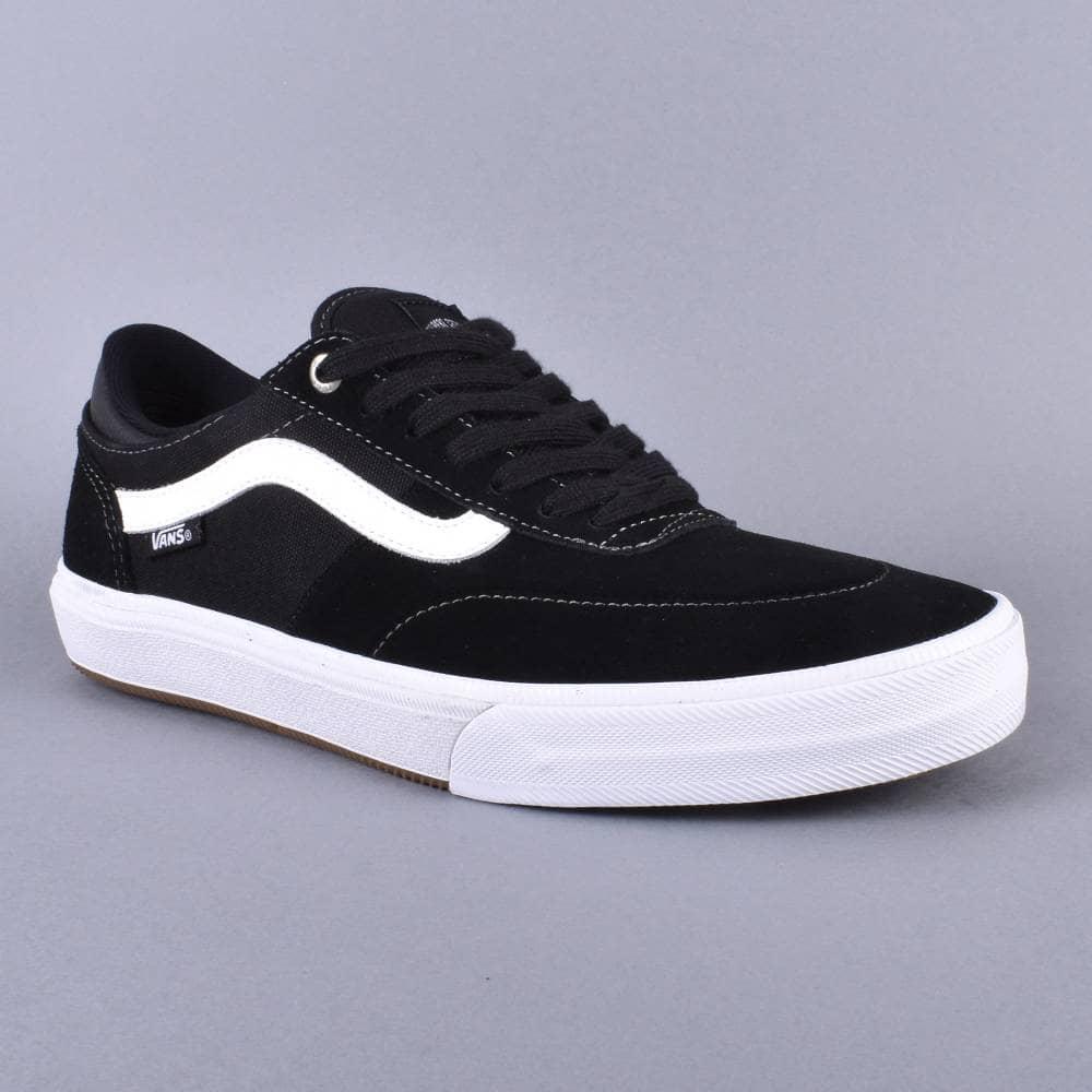 2fc083afd8b2 Vans Gilbert Crockett Pro (2) Skate Shoes - Black White - SKATE ...