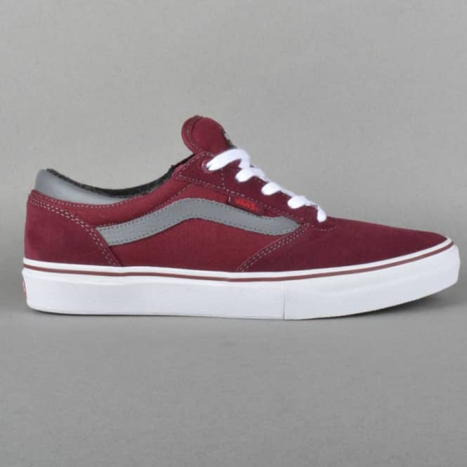 Vans Gilbert Crockett Pro Skate Shoes - Port Royale