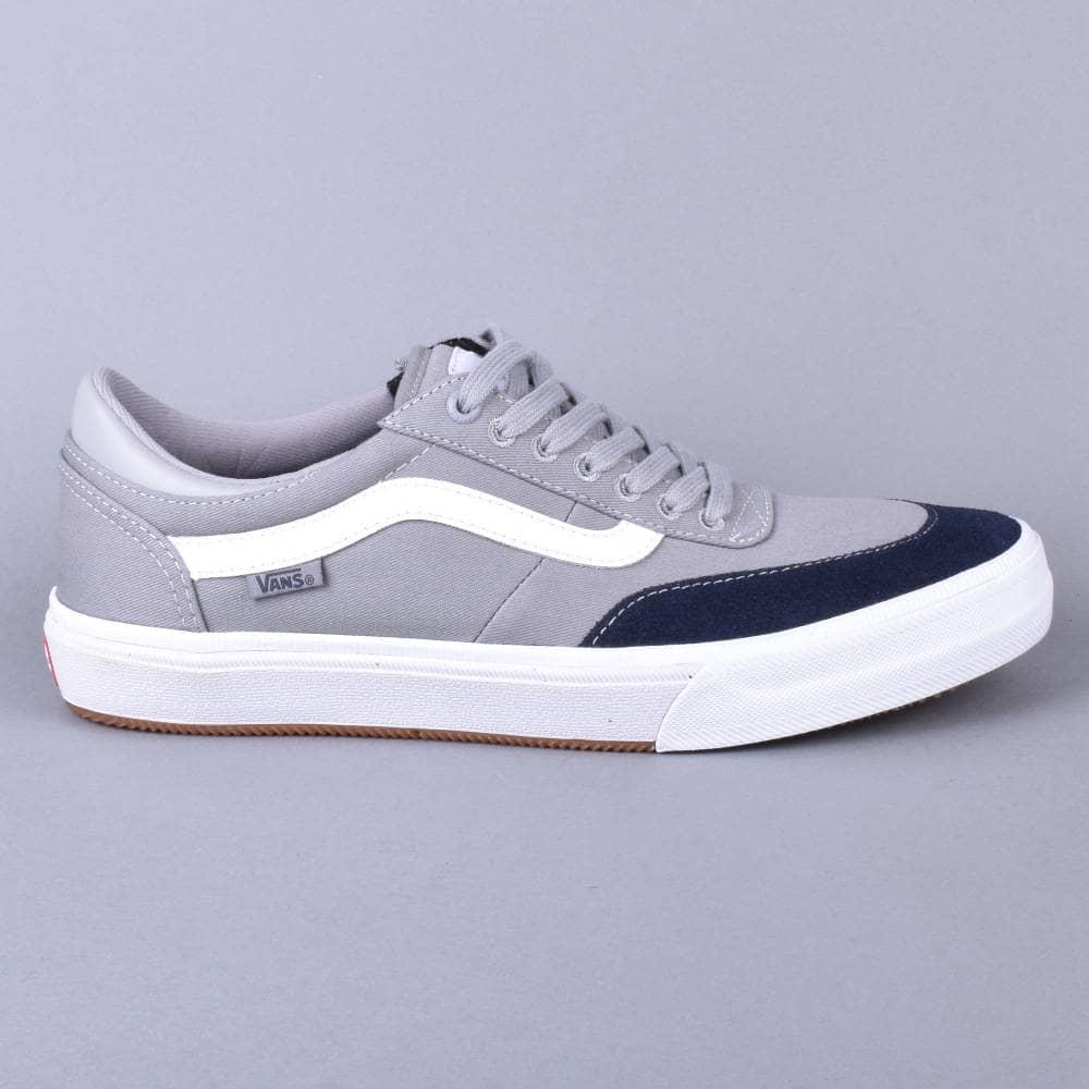 b536bb47da49e6 Vans Gilbert Crockett Skate Shoes - Alloy Parisian Night - SKATE ...