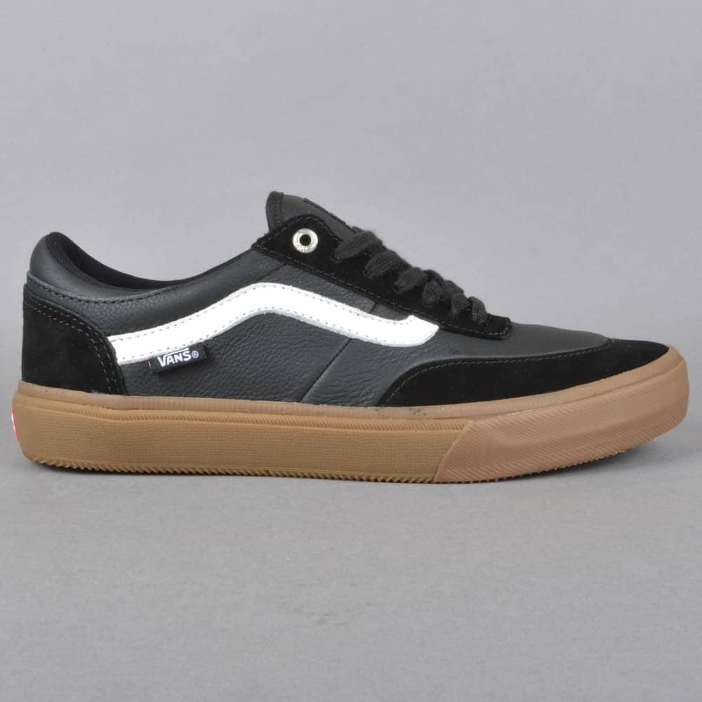22c3122f0250b9 Vans Gilbert Crockett Skate Shoes - Black White Gum - SKATE SHOES ...