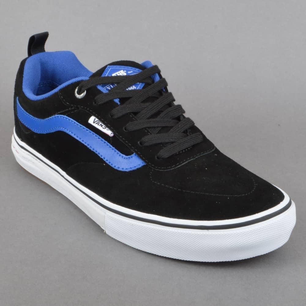 8cce83971c Vans Kyle Walker Pro (Real Skateboards) Skate Shoes - Black Teal ...