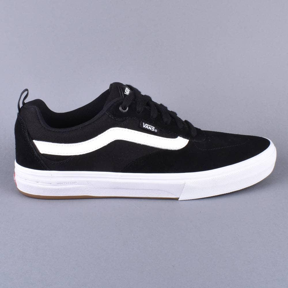 vans kyle walker pro skate shoes black white skate shoes from