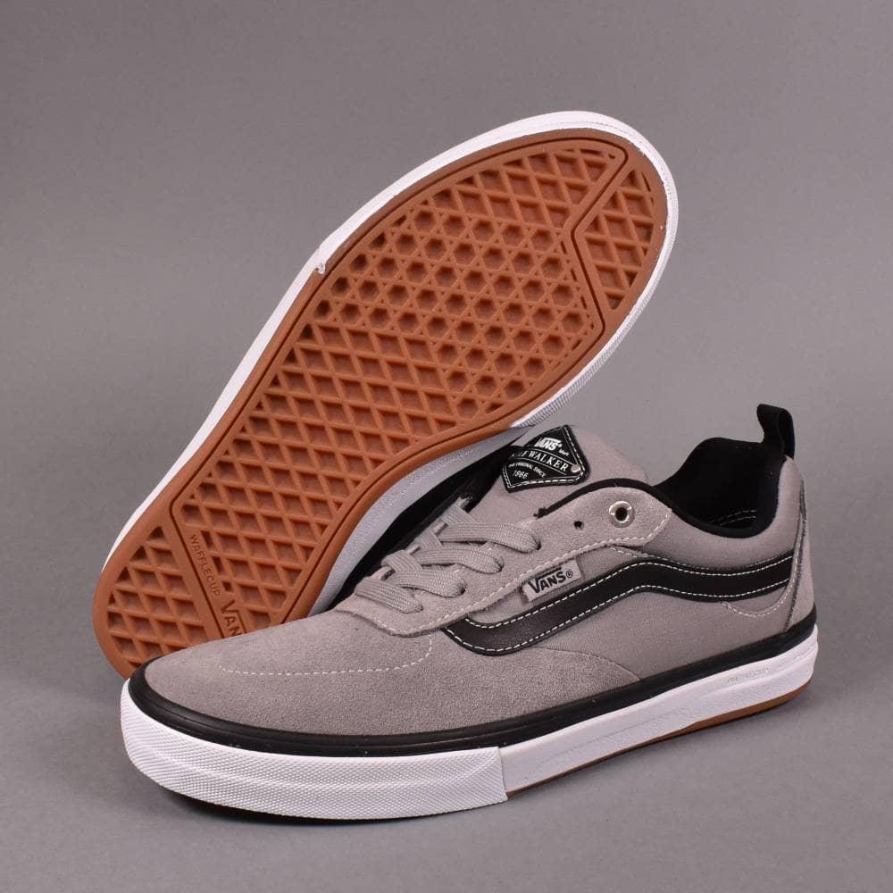 e2bb695582722a Vans Kyle Walker Pro Skate Shoes - (Covert) Drizzle Black - SKATE ...
