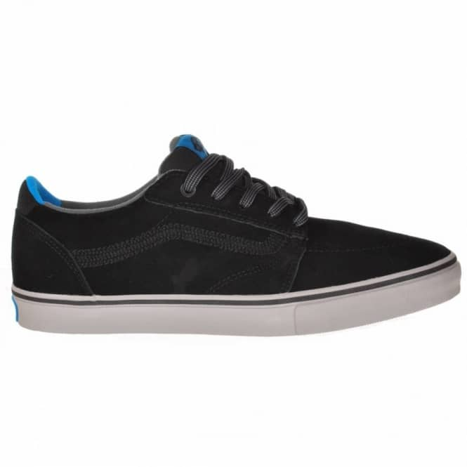 Vans Vans Lindero Black/Pumice/Blue Skate Shoes