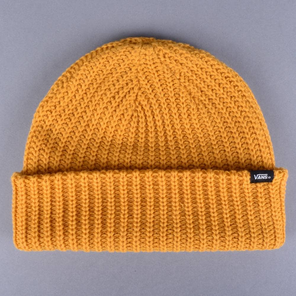 50c23c0983 Vans Mismoedig Beanie - Golden Yellow - SKATE CLOTHING from Native ...