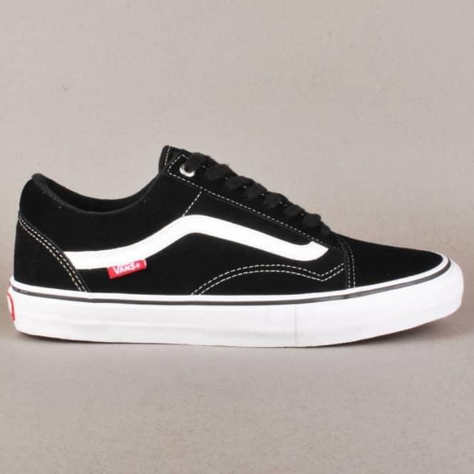 vans old skool shoes black uk