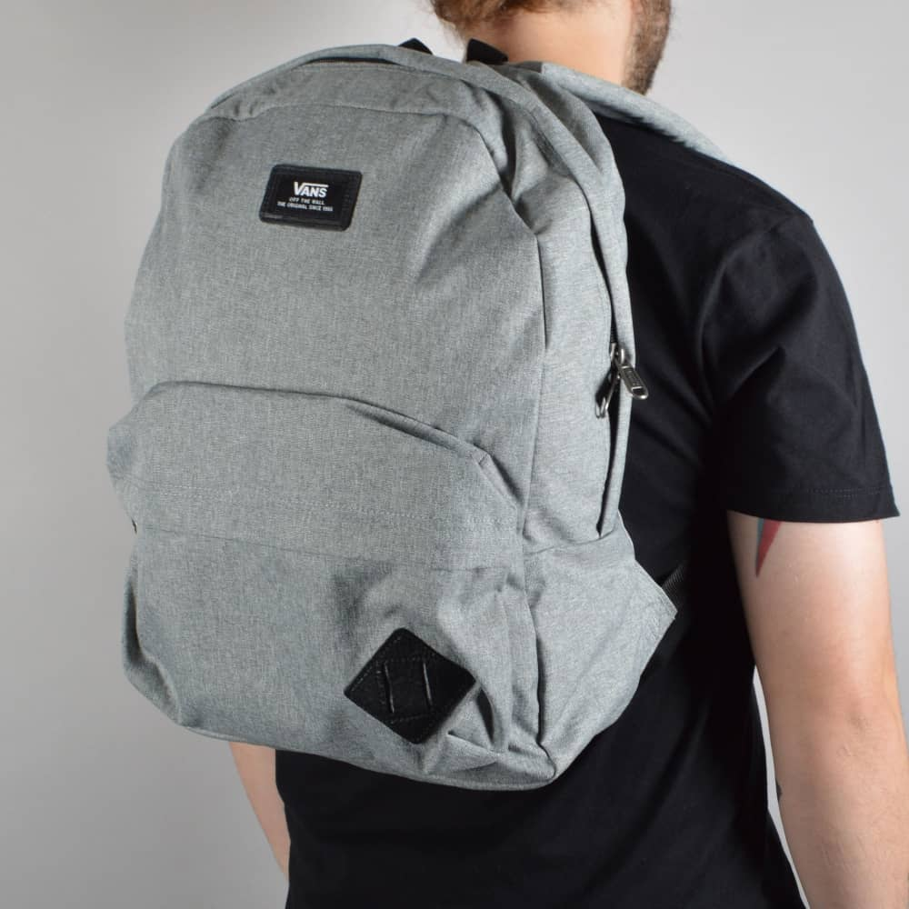 Old Skool II Backpack - Heather Suiting