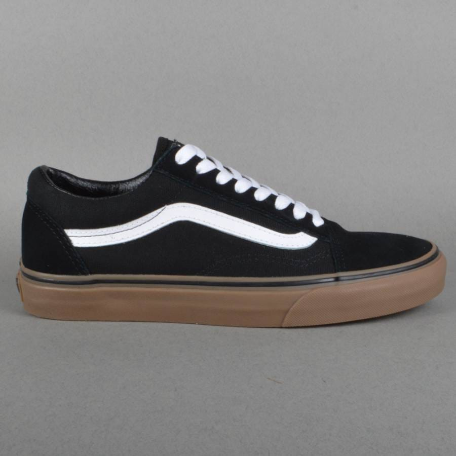 Vans Old Skool Pro Gum Sole